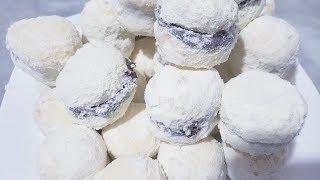 Como fazer biscoitinho de leite em pó  recheado com brigadeiro de ninho delicioso