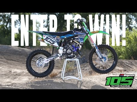 2016 Factory 105 SuperMini | Enter To Win | TransWorld Motocross
