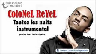 Colonel Reyel - Toutes les nuits - Instrumental