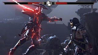 Mortal Kombat 11 Trailer With Life Bars!!