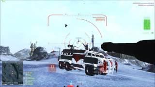 Tank vs Air XVIII - PlanetSide 2