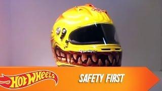 Team Hot Wheels: Safety First | Hot Wheels