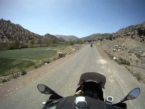 Morocco 7.4.2011 – First Atlas Crossing #2 – Into the mountains