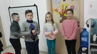 Roleplay in class - I WONDER 2 (AEL kids)