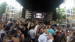 No Dolls (Daniela Haverbeck & Candy Cox) @ Awakenings Festival 2015 Day Two