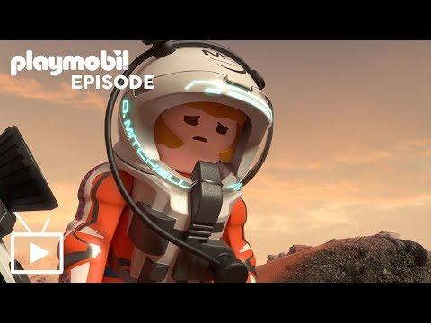 PLAYMOBIL | Ein unbekannter Planet | Mars Mission 2 | Film