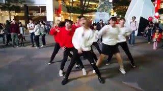 2015.12.20 Dazzling聖誕快閃 BTS-I Need You