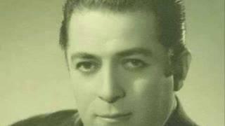 Rashid Behbudov kuchelere su sepmishem