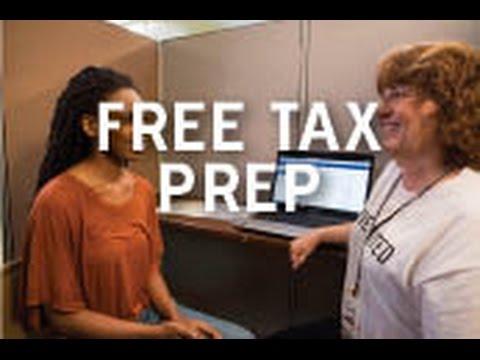 Free Tax Prep - VITA