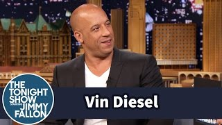 Vin Diesel Says I Am Groot in Multiple Languages