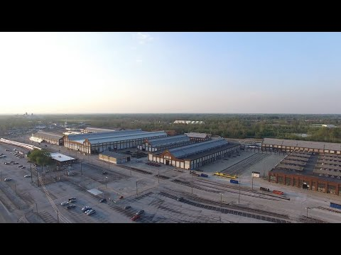 EXCLUSIVE BEECH GROVE 'FEMA CAMP' DRONE FOOTAGE, ONGOING MILITARY DRILL