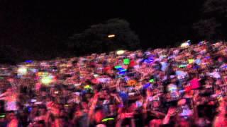 Feel So Close - Calvin Harris live at Summer Fest in Houston 2013