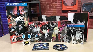 Unboxing Persona 5's Take Your Heart Collector's Edition