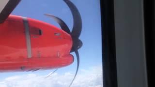 Rolling Shutter Effect on Propeller