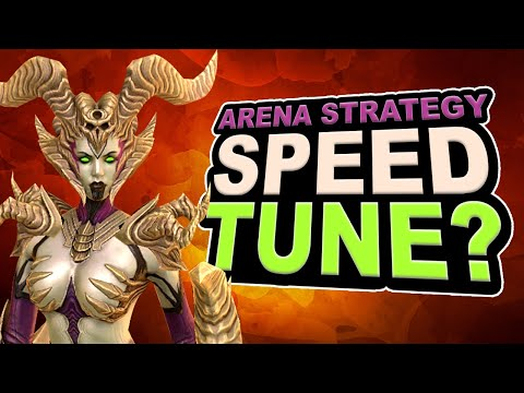 PROVOKE AND BEAT SPEED TEAMS | Raid Shadow Legends [Arena Strategy]
