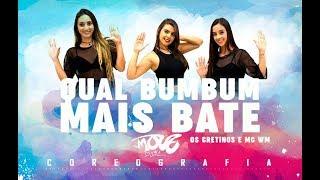 Qual BumBum Mais Bate, Qual BumBum Mais Pula - Coreografia - Move Dance Brasil - OS Cretinos e MC WM