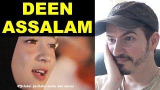 DEEN ASSALAM - Sabyan Cover Song-Video REACTION + REVIEW width=