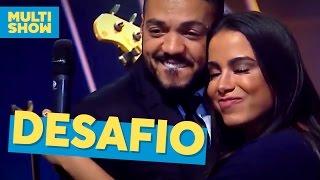 Desafio   Belo + Anitta    Música Boa ao Vivo   Multishow