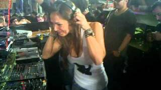 deborah de luca @ AREA VENICE (venezia) domenica 6 marzo 2011 (ap)