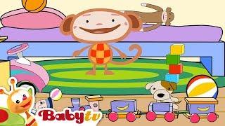 BabyTV Train