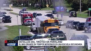 Jesús González fue hasta Parkland, donde ocurrió el tiroteo en una escuela secundaria. Parte 2