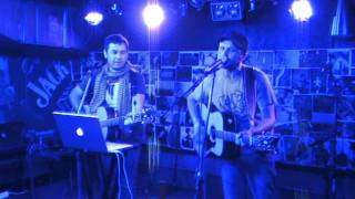 Svilen (Ostava) & Petko (Airbag) - Do kraya na sveta - Live @ Stroeja, Sofia 2011