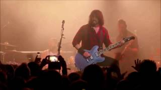 "Foo Fighters - 02/24/2017 - ""La Dee Da"" and ""Run"" New Song Teasers  @ Cheese and Grain, Frome UK"