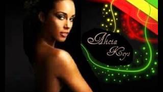 Alicia Keys - Girl On Fire (Reggae Remix)
