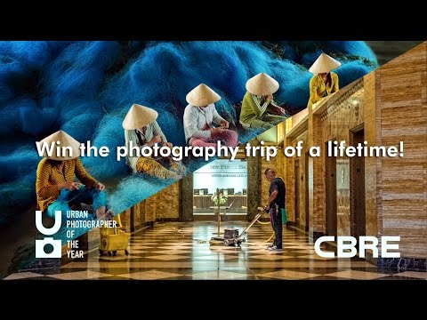 2015 Urban Photographer of the Year competition