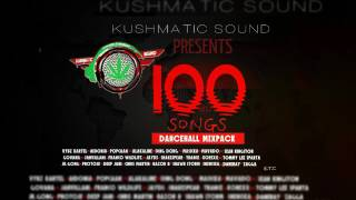 100 DANCEHALL SONGS MIX - 2017 - (CLEAN RADIO EDIT) KUSHMATIC SOUND PREVIEW