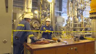A day in the life of a Millwright at Imperial's Cold Lake operation width=