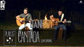 DANI BOY - CANTADA ( LUAN SANTANA ) - #Playlist vídeo 1