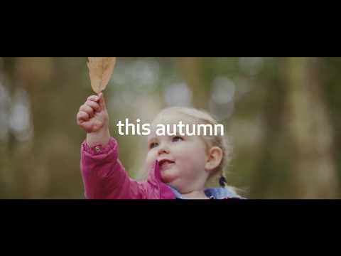 Five reasons to visit Center Parcs this autumn