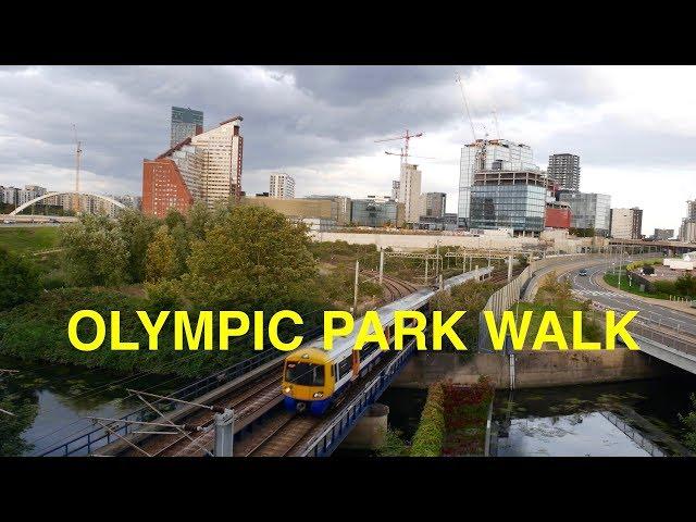 A Trip Around Queen Elizabeth Olympic Park