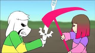 [Glitchtale AMV] Betty vs Frisk - Echo
