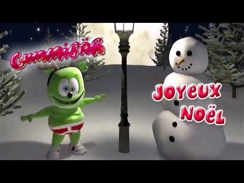 Joyeux Noël - Gummibär (The Gummy Bear) Christmas French