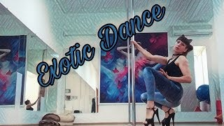 Exotic Dance/ two feet - quick musical doodles & sex (original mix)