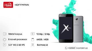 HOFFMANN X-pro tezliklə Kontakt Home-da satışda.