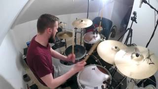 Royal Blood - Where are You Now ?(Drum Cover)