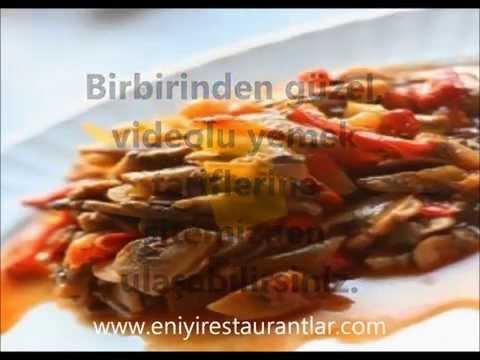 Yöresel Yemek Tarifi, eniyirestaurantlar.com, Resimli Yemek Tarifleri
