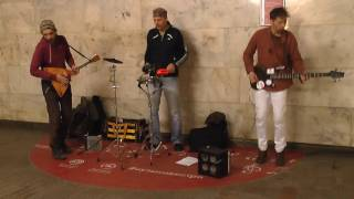 Трио Музыкантов The Ventures cover версия Vibrations