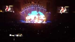 Eagles - Hotel California (ending) Live Las Vegas March 2013