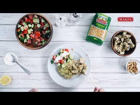MAKFA | Мамины рецепты | Горошница с куриной грудкой