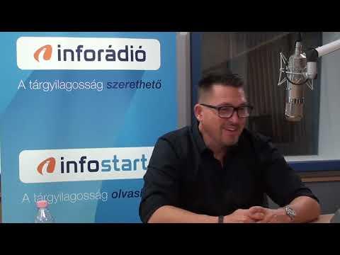 InfoRádió - Aréna - Kovács Ákos - 2021.10.01.