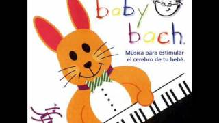 Bariacions de Godberg, canones Bvw 988 - Baby Bach.wmv