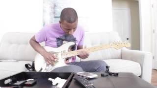 Elliot Holden  - Take Me To The Alley - Gregory Porter - (Urban Guitar Legend)