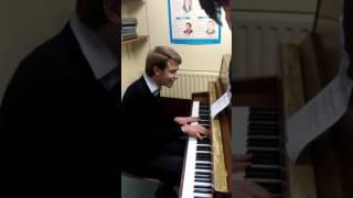 Samuelle James Davidson National Anthem of the Soviet Union cover PART 1 of 2