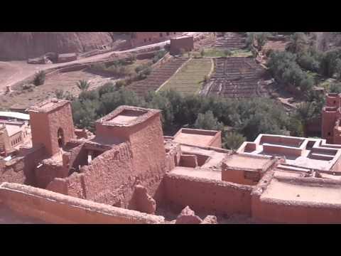 Tours to Morocco – Ait Ben Haddou