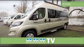 MMM TV motorhome review: Auto-Sleeper Stanway campervan