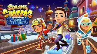 🇷🇺 Subway Surfers World Tour 2017 - Saint Petersburg (Official Trailer)